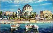 Embankment Evpatoria