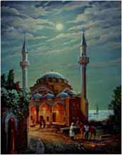 Jami Mosque Khan 300 years ago