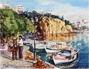 Lake Voulismeni<br>Agios Nikolaos Crete